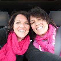 Soutenez Sandrine et Stéphanie dans leurs aventures
