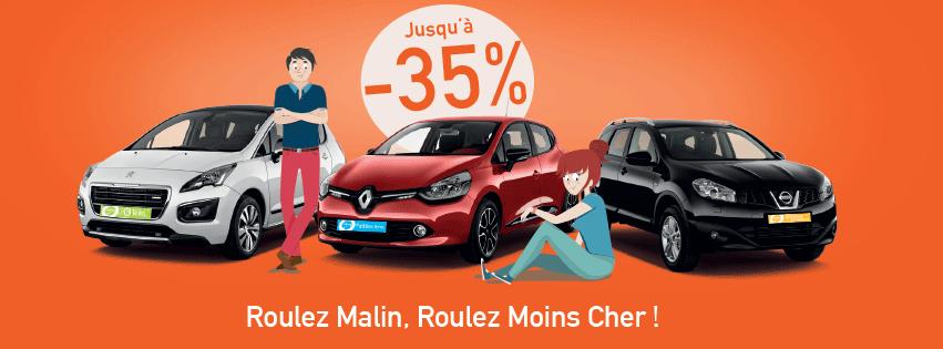 VPN Autos Clermont Ferrand : votre voiture jusqu'à -35% d'avantage client !