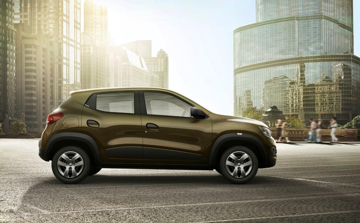 Kwid la voiture Low Cost de Renault