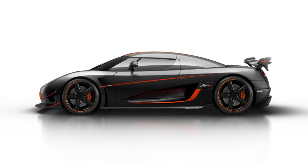 Classement des voitures les plus chères du monde : Koenigsegg Agera RS