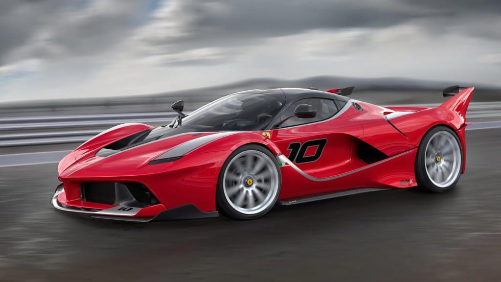 Classement des voitures les plus chères du monde : FerrariFXXK