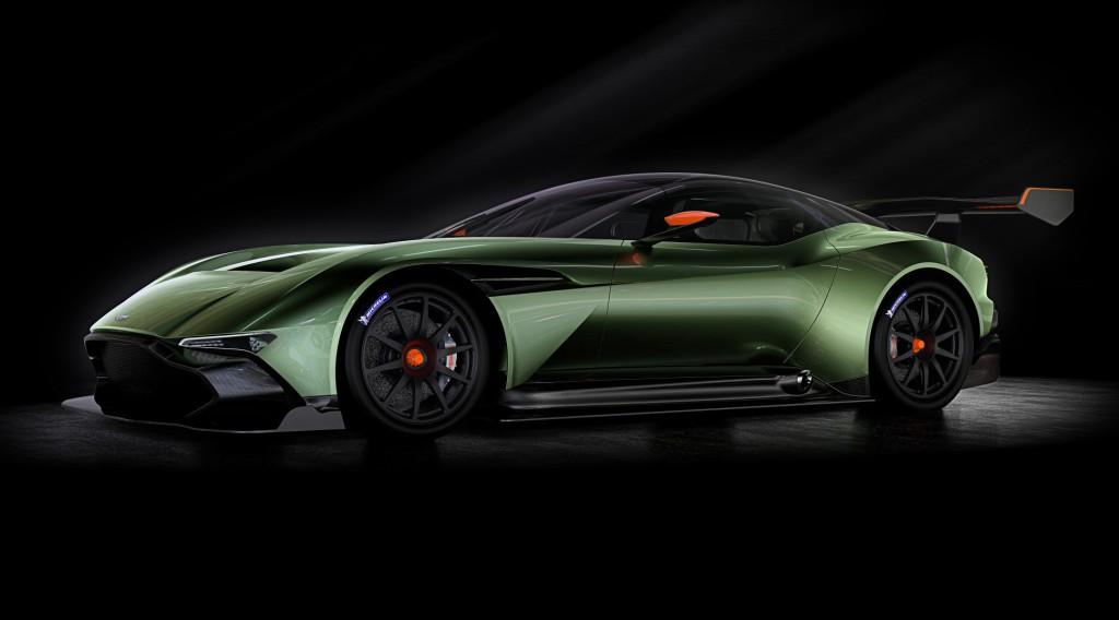 Classement des voitures les plus chères du monde : Aston Martin Vulcan