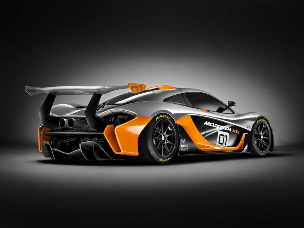Classement des voitures les plus chères du monde : McLaren P1 GTR