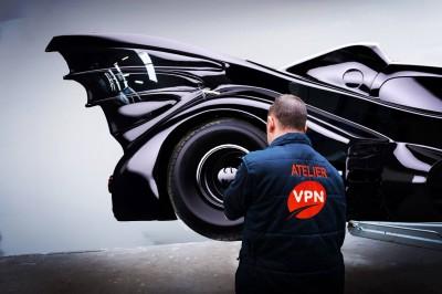 L'Atelier VPN répare les voitures de Super héros