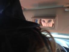 Miroir de courtoisie de la Renault Clio IV