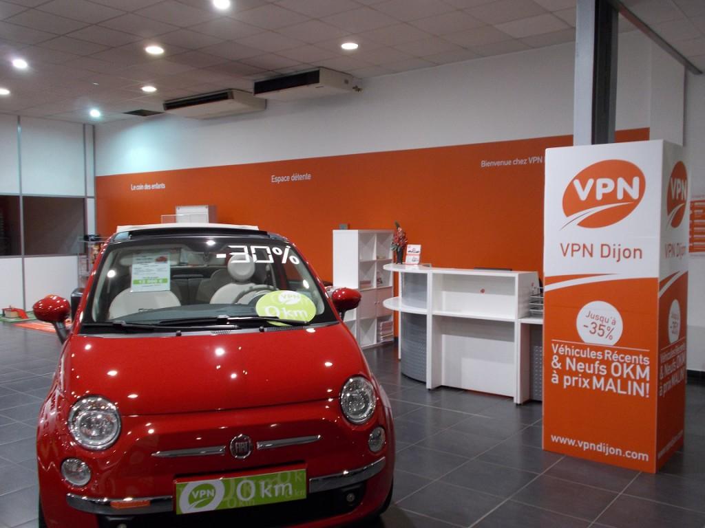 Nouveau centre VPN Dijon