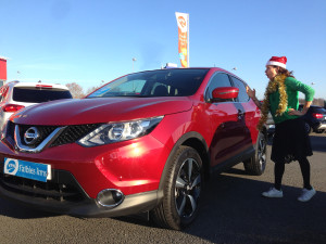 Nissan Qasqai VPN Autos