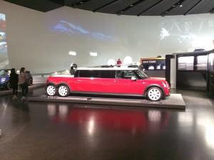 musée BMW_mini_geante