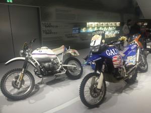 Dakar Auriol Sainct