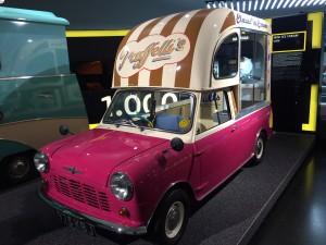 ICECREAM MINI_musée BMW