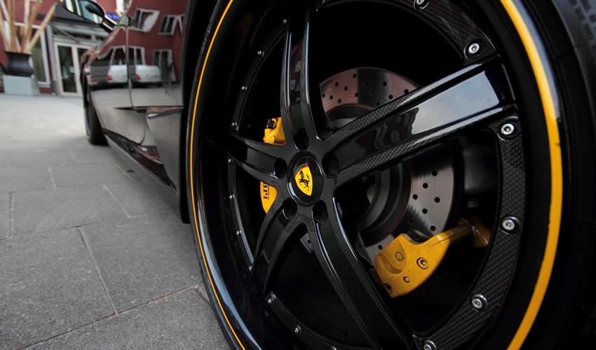 Préparateur Anderson Germany pour Ferrari