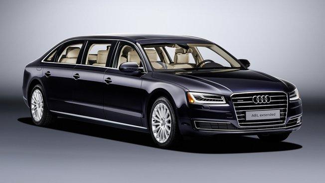 Limousine Audi A8
