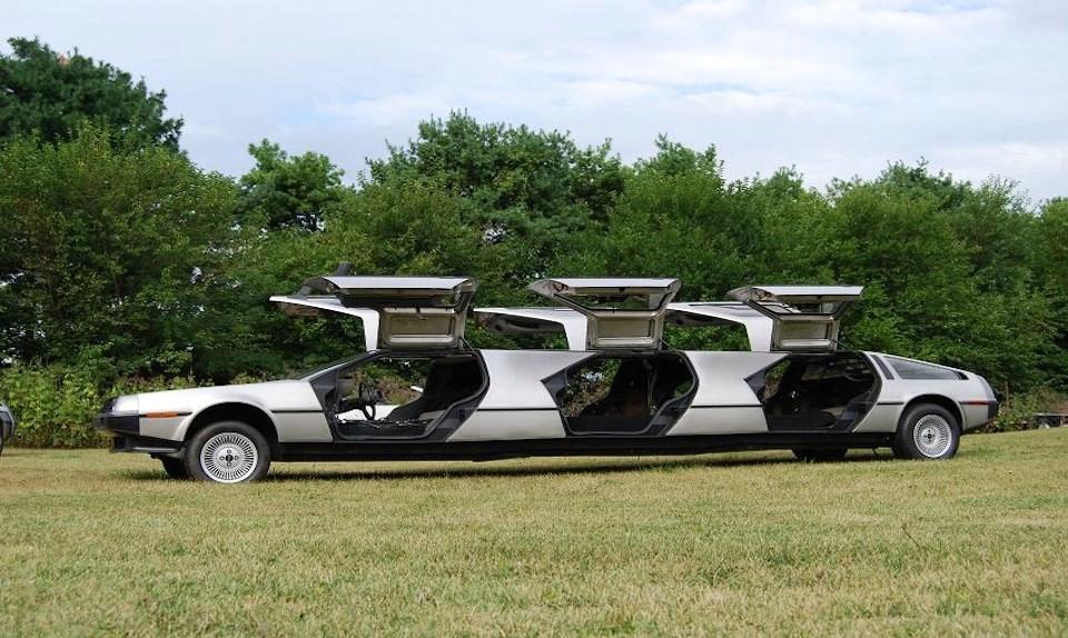 Limousine de Dolorean