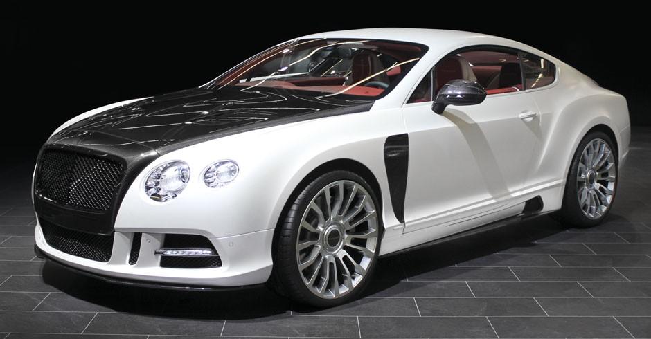 Mansory Bentley GT
