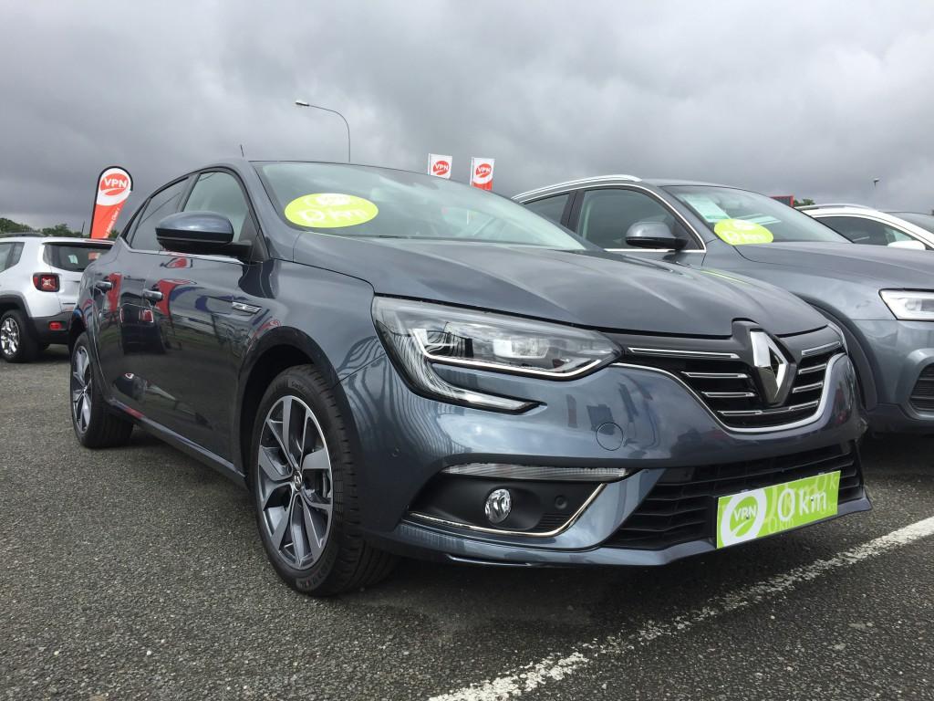 Nouvelle Renault Megane en vente chez VPN Autos