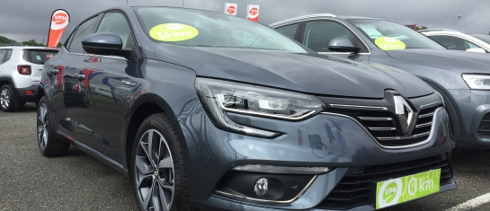 Nouvelle Renault Mégane VPN Autos