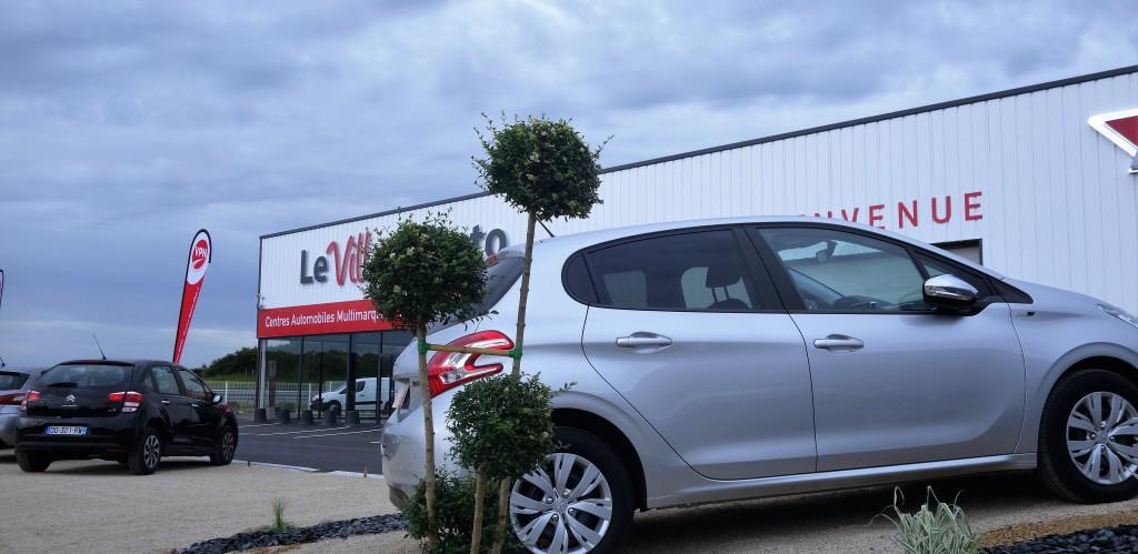 VPN Nantes - Le Village Auto 28 bis rue de l'industrie - 44310 SAINT PHILBERT DE GRAND LIEU