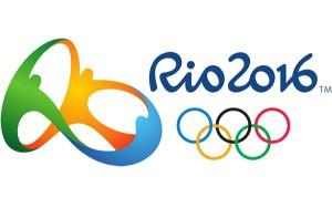 Le logo officiel des JO de Rio 2016