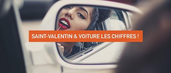 Saint valentin et voiture