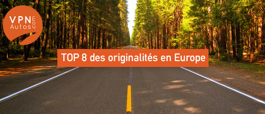 code de la route europe originalité