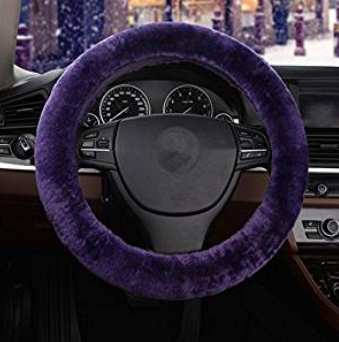 cadeau automobile noel couvre volant