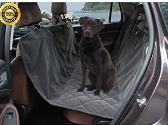 cadeau coup de folie noel voiture couvre siege chien