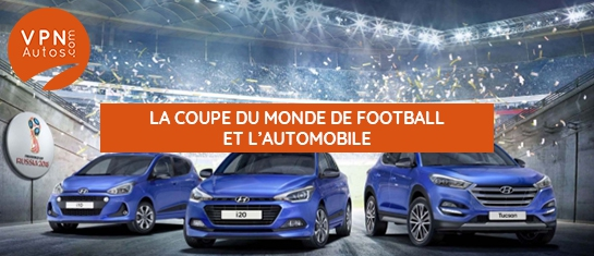 Coupe de Monde de football et automobile