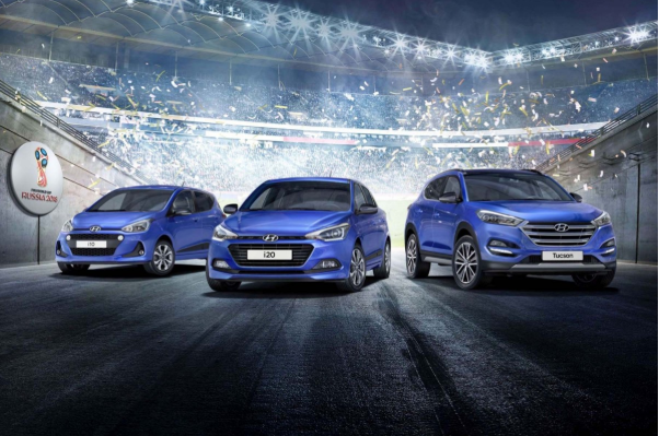 Hyundai, Coupe du Monde de football