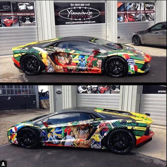 Lamborghini Sagna