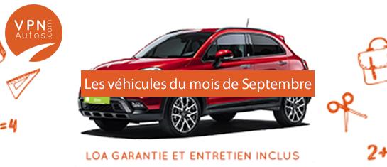 VPN Autos c'est large choix d'autos multimarques pour rouler malin et moins cher ! ? Découvrez toutes les offres de véhicules sur notre site internet : http://www.vpn-autos.fr/nos-voitures/ *Dans la limite des stocks disponibles. Un crédit vous engage et doit être remboursé. Vérifiez vos capacités de remboursement avant de vous engager.