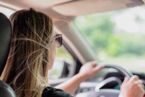 conduite avec vent