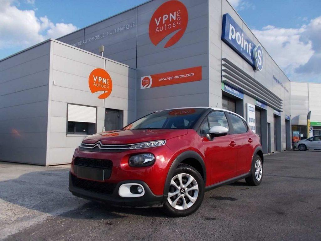 Citroën C3 d'occasion chez VPN Autos