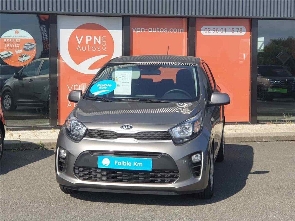 Meilleures voitures d'occasion : Kia Picanto d'occasion chez VPN Autos
