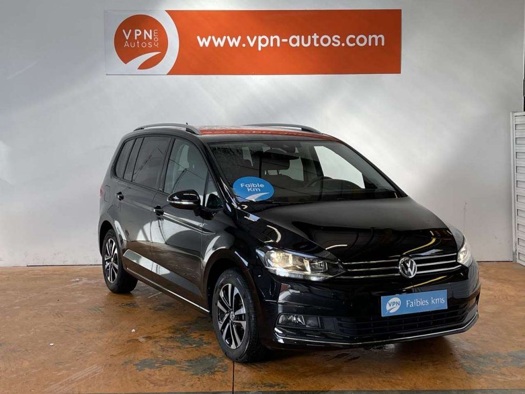 Volkswagen Touran d'occasion chez VPN Autos