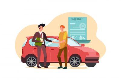 Vendre sa voiture à un professionnel (en 2021) : le guide étape par étape